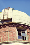 Abandoned Observatory Royalty Free Stock Photography