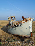 Abandoned Old Boat royalty free stock photography