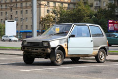 Free Abandoned Old Car Stock Photography - 36561722