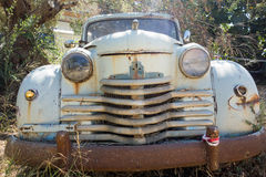 Free Abandoned Old Car Stock Image - 60149631