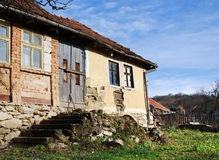 Free Abandoned Old House Royalty Free Stock Photography - 7322707
