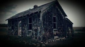 Abandoned. Old abandoned house Stock Images
