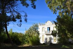 Abandoned old house. In the Spain HD royalty free stock images
