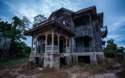 Abandoned old house Royalty Free Stock Photography