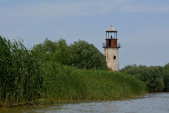 Free Abandoned Old Lighthouse Of Sulina Royalty Free Stock Photography - 42738967