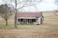 Free Abandoned Old Wooden House Royalty Free Stock Photo - 18889745