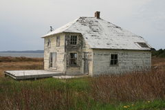 Abandoned older House Royalty Free Stock Images