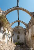Abandoned orthodox church, Cyprus Stock Image