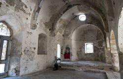 Abandoned Orthodox Church Of Saint Panteleimon Royalty Free Stock Photography