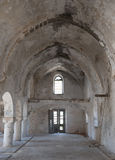 Abandoned orthodox church of Saint Panteleimon in Cyprus Stock Image
