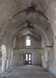 Abandoned orthodox church of Saint Panteleimon in Cyprus Stock Image