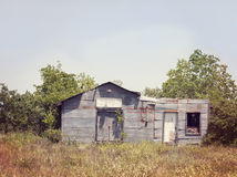 Abandoned Outbuilding Royalty Free Stock Photos