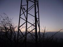 Abandoned pillar Stock Photography