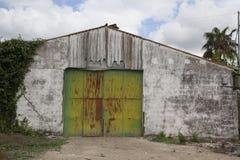 Abandoned place Stock Image