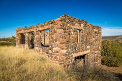 Abandoned Places Stock Image