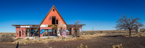 Abandoned Places Royalty Free Stock Photos