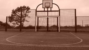 Abandoned Play Park Royalty Free Stock Images
