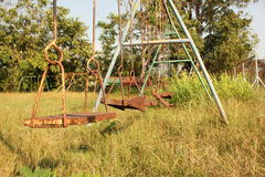 Free Abandoned Playground Stock Photo - 28197160