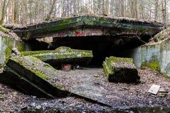 Abandoned power station. Stock Photography