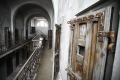 Abandoned prison Stock Image