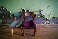 Abandoned prison, Patarei in Tallinn, Estonia Stock Photography