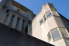 Abandoned radio Kootwijk building. Stock Images