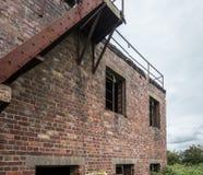 Abandoned RAF control tower, England Stock Image