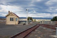 Abandoned Rail Tracks Royalty Free Stock Images