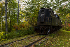 Abandoned Railroad - New York Stock Photography