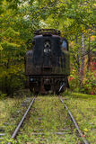 Abandoned Railroad - New York Royalty Free Stock Images