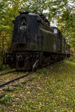 Abandoned Railroad - New York Royalty Free Stock Photos