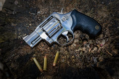 Abandoned revolver Stock Photos