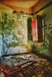 Abandoned room Royalty Free Stock Image