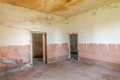 Abandoned room Royalty Free Stock Photo