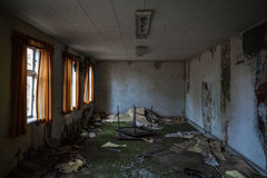 Abandoned room Royalty Free Stock Photos