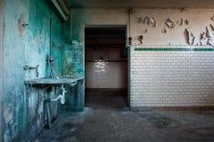 Abandoned room Stock Photos