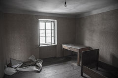 Abandoned room Royalty Free Stock Images