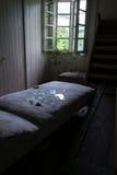 Abandoned room Stock Image