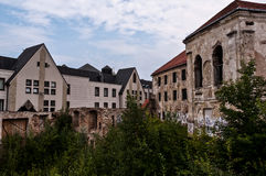 Abandoned and Ruined Buildings Royalty Free Stock Photos