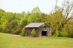 Abandoned rustic barn Royalty Free Stock Image