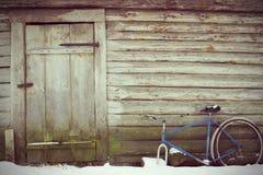 Abandoned rustic look Stock Image