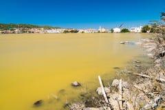 Sardinia san pietro island stock photos download 274 images abandoned salt pans in carloforte san pietro island sardinia abandoned salt pans in sciox Gallery