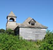 Abandoned School House Royalty Free Stock Photos