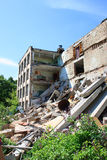 Abandoned School In Pripyat City Stock Photo