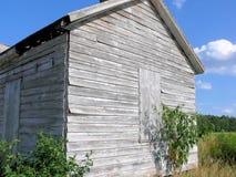 Abandoned shed. In North Carolina Royalty Free Stock Photos