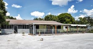 Abandoned Shop, Market Stock Images