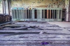Free Abandoned Skrunda Town In Latvia Royalty Free Stock Photos - 167518918
