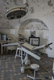 Abandoned Sovjet Prison Medical Bay Royalty Free Stock Images
