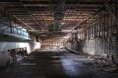 Abandoned Store stock image