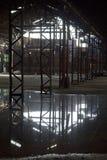 Abandoned sugar mill Royalty Free Stock Photo